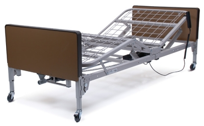 Epedic Hospital Beds available in semi-electric and fully electric and 3-motor high low hospitalbeds in houston tx