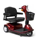 epedic electric 4 wheeled scooter