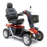 epedic 3-wheel scooter